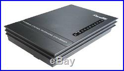 220V PBX PABX Telephone Switch System 308M 3 PSTN Co Lines x8 Analog Extensions