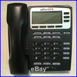 35 ALLWORX PHONES MODEL 9204 AND 48X ALLWORX BUSINESS PHONE SYSTEM