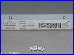 3COM NBX V3000 IP Phone System 250 Devices 4 Port Voicemail