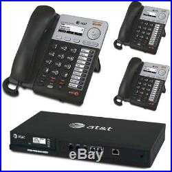 AT&T SB35031 Syn248 Business Phone DECT 6.0 Expandable 5 Calls POE PHONE ONLY