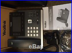 Asterisk VoIP Business Telephone System with Dell Server and Yealink Phones