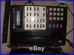 At&t partner plus phone system 6 phones and system with printer