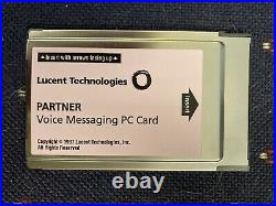 Avaya 700316474 Partner ACS R7 509 System Processor with VoiceMail & R8 upgraded