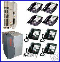 Avaya ACS 8.0 Complete Business Office Phone System with Partner Messaging
