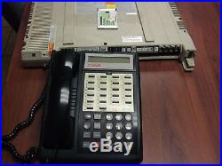 Avaya Business Phone System 7 Phones Caller ID and Voicemail