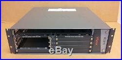 Avaya G450 MP80 Media Gateway Chassis only 700407802 no modules or power supply