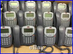 Avaya IP500V1 System with 21 5410 5420 Digital Phones Voicemail DS16V2 and More