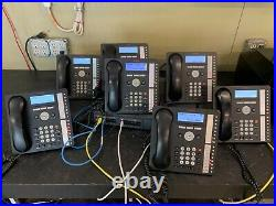 Avaya IPOffice 500V2 phone system with phones and software