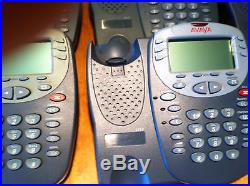 Avaya IP Office 406 V2 package T-1, analog lines, Embedded Voicemail & phones