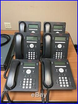 Avaya IP Office 500 V2 Business, Including 6 Phones and Control box