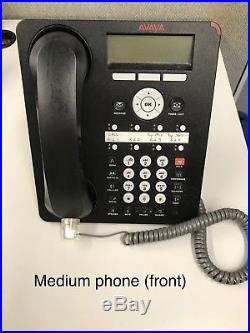 Avaya IP Office IP500 V2 Complete System with 20 Phones
