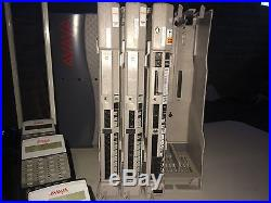 Avaya Partner ACS R7.0 Phone System with voicemail, 8 phones, and remote card