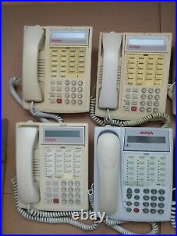 Avaya Partner Business Phone System ACS 509 with Voicemail and 7 telephones