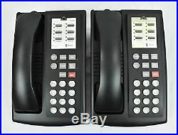 Avaya Partner Phone System 5-Slot Chassis with (10) Partner Phones 18D 6