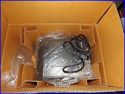 COMPLETE NEC DSX-80 SYSTEM W/ 8HR INTRAMAIL, STATION CARDS 10 PHONES WARRANTY