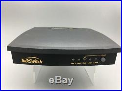 CentrePoint Technologies TalkSwitch CT. TS01 PBX Line Telephone System F04