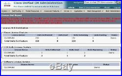 Cisco CCIE CCVP Voice Collaboration CUCM UC CUPS 8 9 10 10.5 11 11.5 12 ISO HDD