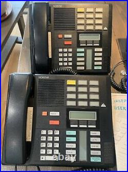 Complete Phone System Nortel Norstar 6x16KSU With 6 M7310 Phone Sets. TESTED