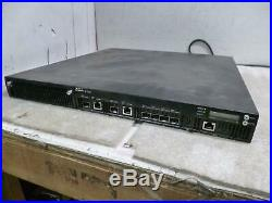 Dell w-7210 Mobility controller for 512 Access Points ad 16,000 users&