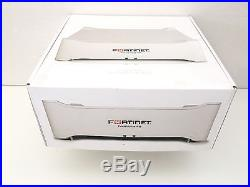 Fortinet FVC-040 Fortivoice-40 Phone System 2 Analog 8 VoIP Trunks 40 Extensions