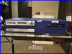 INTER-TEL 5000 Network Communication Solutions 580.1001 & 1000 with modules