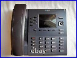 LOT of 4 MITEL Aastra 6867i VolP SIP PHONES NO POWER ADAPTER LIGHTLY USED