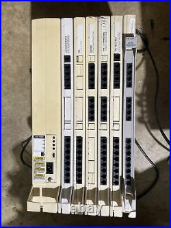 Lucent AT&T Merlin MLX Module GS/LS-MLX Series Stack Rack