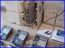 Lucent Avaya ACS Phone System Small Business Startup Package with Voicemail