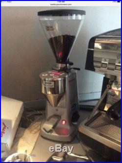 MAZZER SUPER JOLLY E ELECTRONIC COFFEE GRINDER MINT