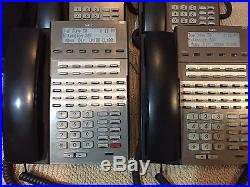 NEC DSX40 phone system with 8 Phones