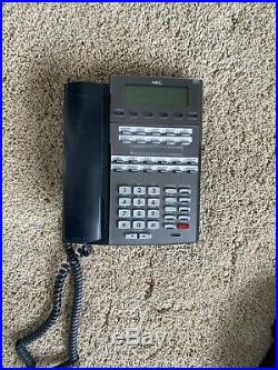 NEC DSX-40 Telephone System, 7 DSX 22B Phones, Barely Used