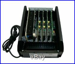 NEC DSX-80 4-Slot KSU Cabinet DX7NA-80M with CPU, Power, 4x Cards