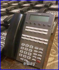 NEC DSX-80 Telephone System & 33 x 22B Phones Bundle Complete Working