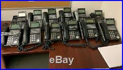 NEC SV8100 UNIVERGE phone system with voicemail and 14 handsets