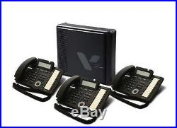 NEW OFFICE BUSINESS -16 TELEPHONE VOIP SYSTEM with VOICEMAIL 5 YEAR WARRANTY