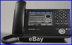 NEW Panasonic KX-NT400 IP Phone with 5.7 LCD Color Touchscreen Display