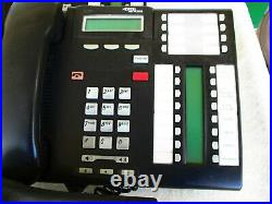 Norstar Nortel Phone System With 37 Phones Mox16 Mox8a Removed Working