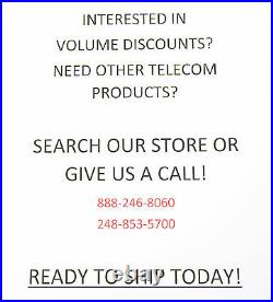 Nortel BCM 50 / 50e R3.0 Avaya Cabinet System 4 Trunks 8 DS 2 AS 2 VoIP Etc