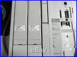 Nortel Networks Norstar Compact ICS NT7B56FA-93 NNTMH1001M95 with 2 phones