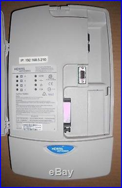 Nortel Networks Norstar Phone System ICS NT7B53 Call Pilot 150 mini voicemail