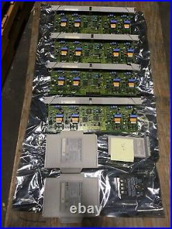 Nortel Networks Norstar Telephone LOT Cards Phones Voice Mail