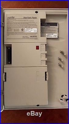 Nortel Norstar CICS Business Office Phone System PBX+ VoiceMail + 6 Phones