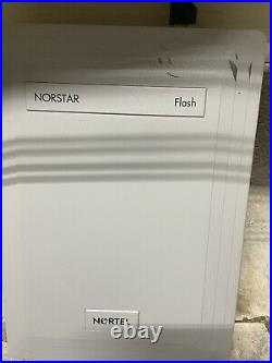Nortel Norstar CICS with 2 DS cards. Flash 4 Voicemail Tested Oos