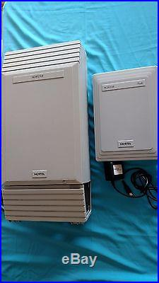 Nortel Norstar Phone System with voicemail /4 T7316E Phones