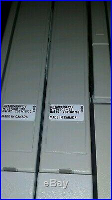 Nortel Norstar Plus compact ICS NT7B56FA-93 with 2 x NT7B75GD-93
