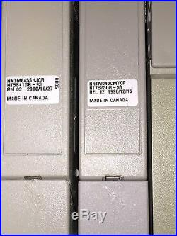 Nortel Norstar System CICS 8x24 CLID with Telephones and Manuals