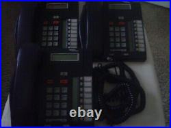 Nortel mics 6.0 software with 2 -T7316 and 2- T7208