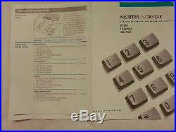 Northern Telecom Meridian Phone System and M7208 x 2 phones