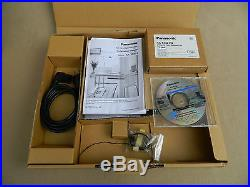 Panasonic KX-TA824 Telephone System with 7 LCD Phones, Expansion Card, etc