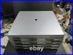Samsung OfficeServ 7400 Phone System loaded with Cards 16DLI2, LP40, SVMI-20E, MP40